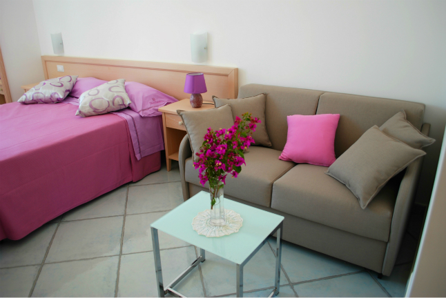 Junior suite familiare bed breakfast la vispa teresa - Bagno teresa ischia ...